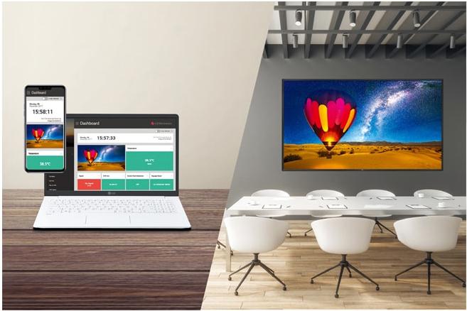 επίσημοι συνεργάτες LG Hellas video walls